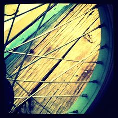 Bycicle wheel!