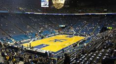 Rupp Arena, University of Kentucky