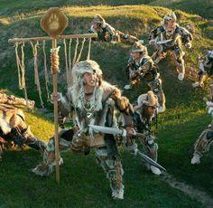 Sakha, Dolgan, Tya or Tya Kikhi (forest person, forest man)