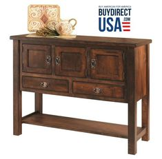 Love This Amish Ancient Mission Side Board. Great For The Kitchen, Dining  Room And