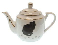 Teapot Cookies, Cuppa Tea, Teapots And Cups, Cat Mug, Tea Service, Chocolate Pots, Shabby, Cup And Saucer, Tea Time