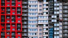 Moscow windows by alyabev