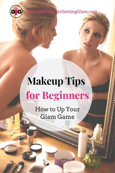Learn how to do makeup with easy, step-by-step instruction. In Glam Bootcamp, you will learn all the tools and techniques to do your makeup like a pro. #makeup #makeuptips #makeupforbeginners #howtoapplymakeup #howtodomakeup