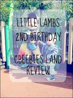 We took Lamb to CBeebies Land for his second birthday and we loved it! Take a look a what we got up to...