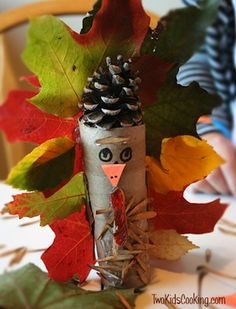 12 Turkey Crafts for Kids