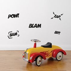 ZAP! BIF!! POW!!! Add some excitement to your little Suprhero's lair with Superhero Fabric Wall Sticker Set by Nest Accessories! Get creative and your little one will love it!!    #bam #zap #pow #batman #superhero #boys #girls #decor #nest #accessories #styling #stickers #decals #kidsdecor #babyroom #babyboy #babygirl #nursery #playroom #interiors #craft #style #etsy #partydecor #baby #kids #littlebooteekau