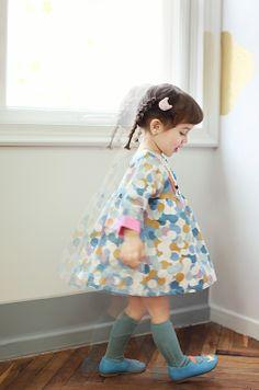 Annika Chaton Dress (2C)