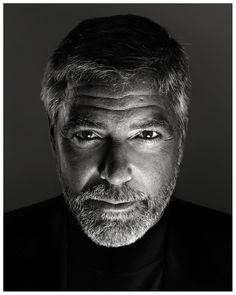 George Clooney by Marco Grob #GeorgeClooney