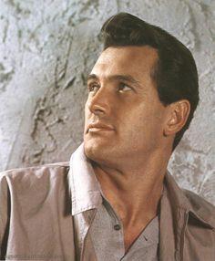 Rock Hudson, 1956  Who knew?