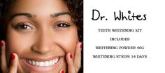 Dr. Whites Teeth Whitening Whitening Kit, White Teeth, Day, Products, Beauty Products