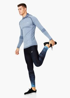 Long running tights - Man | MANGO Man United Kingdom