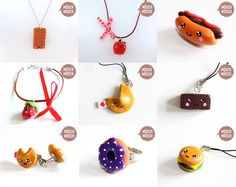 Es gibt wieder neue Figürchen! Jetzt auch als Armband und Brosche. Freu mich auf Euch! http://de.dawanda.com/shop/muesch-muesch