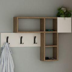 Hallway Coat Rack, Coat Rack Shelf, Coat Racks, Diy Hat Rack, Tactical Wall, Coat Hooks Wall Mounted, Standing Coat Rack, Coat Stands, Design Furniture