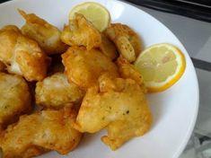 Beignets de poisson Voici une recette de beignets de poisson très rapide à faire et qui raviront les petits par leur croustillant délicieux.