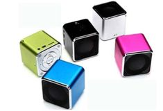 DTI CAR AUDIO Mini Cube MultiFunction Bluetooth Speaker Black * Continue to the product at the affiliate link Amazon.com.