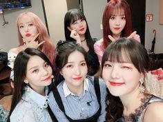 Gfriend Time For The Moon Night back Stage Cr : owner Heizesh Korean Group, Korean Girl Groups, Kpop Girl Groups, Kpop Girls, Gfriend Sowon, Red Velvet Seulgi, Entertainment, G Friend, Group Photos