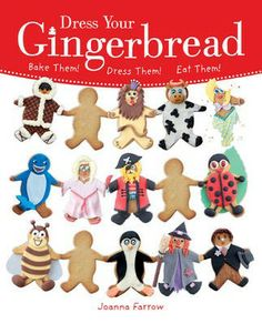 OTHER USES FOR THAT GINGERBREAD MEN COOKIE CUTTER