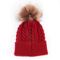 90151711b75 Infant Toddler Crochet Knitted Beanie Cap. Keep your baby warm this winter  in this cute