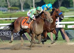 Keen Ice Defeats American Pharoah at Travers Stakes - The New York Times