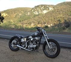 Bobber Inspiration | Panhead | Bobbers and Custom Motorcycles