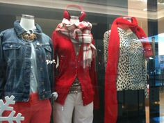J Crew window shopping! Found on Uploaded by user J Crew Outfits, Casual Outfits, Cute Outfits, J Crew Style, My Style, Window Shopper, Classic White Shirt, Red Pants, Clothes Horse