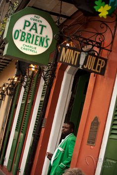 Pat O'Brien's, New Orleans