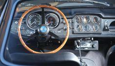 Aston Martin DB4 GT Jet by Bertone (1961)