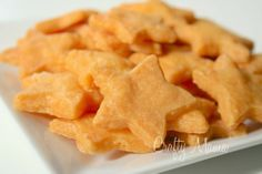 home-made cheez its