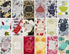 Penguin's Culinary Redesigned Covers