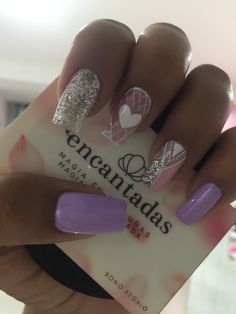Aycrlic Nails, Hot Nails, Hair And Nails, Perfect Nails, Gorgeous Nails, Pretty Nails, Kawaii Nails, Finger Nail Art, Fancy Nails