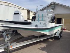 """2016 SHALLOW SPORT """"Sport 21"""" just out of the factory."""