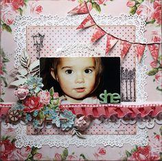 She *C'est Magnifique* - Scrapbook.com