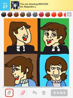 beatles. Who seriously takes the time...