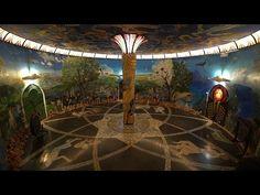 Secret Temple Hidden Underground In Mountains (Damanhur) - YouTube