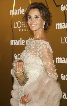 Nati Abascal Nati Abascal attends Marie Claire Prix de la Moda awards 2011 at French Embassy on November 17, 2011 in Madrid, Spain.