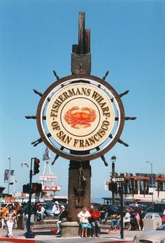 Fisherman's Wharf in San Francisco, California