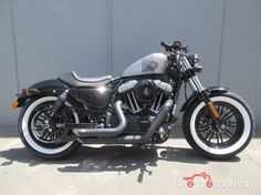 2016 Harley-Davidson Forty-Eight (XL1200X)
