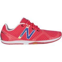 8974472374387 New Balance France Femmes Minimus Zero Chaussures Totale Rouge