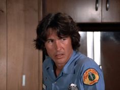 I still have a massive crush on him! :) played JOHNGAGE from Emergency! My Favorite Music, Favorite Tv Shows, Larry Wilcox, Randolph Mantooth, 1970s Tv Shows, Science Guy, Don Johnson, Old Tv, Pretty Men