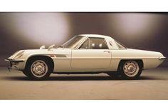 Mazda cosmo sport(30/5/1967)