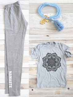 Your one stop shop for yoga and soulful apparel! Yoga leggings | yoga pants, yoga shirts | yoga clothes | yoga jewelry and more!