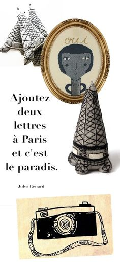 Knuffels à la carte blog: Paris is always a good idea!