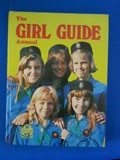 GIRLS ANNUAL: THE GIRL GUIDE ANNUAL 1978: EXCELLENT CONDITION