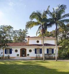 Construção colonial ganha anexo contemporâneo (Foto: MCA Estúdio de Fotografia / divulgação)