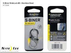 Defence Gifts - Nite Ize S-Biner SlideLock