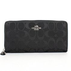 Coach 12CM Signature Accordion Zip Wallet 53618 -- Read more reviews of the product by visiting the link on the image.