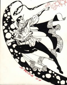 Steve Rude - Dr Strange Comic Art