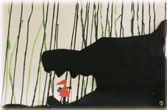 * Le Petit Chaperon rouge * Isabelle Anglade