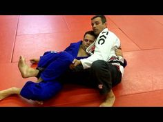 This week Master Ricardo Cavalcanti shows us a half guard pass. If you have any questions or suggestions for future��_