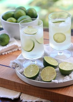 Chanh Muối- my quick and easy version of the Vietnamese sweet and salty limeade.